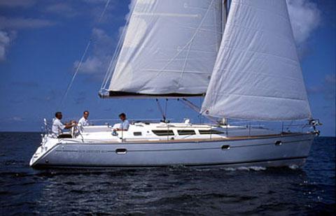Sun Odyssey 40.3