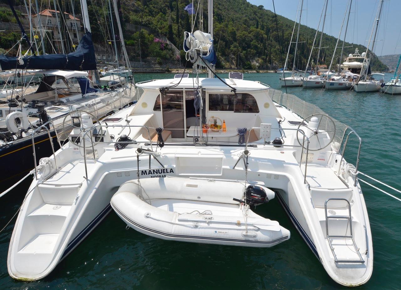 Catamaran Nautitech 40