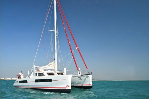 Catamaran Catana 47 Custom With Watermaker