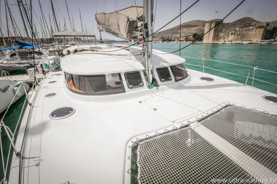 Catamaran Lipari 41