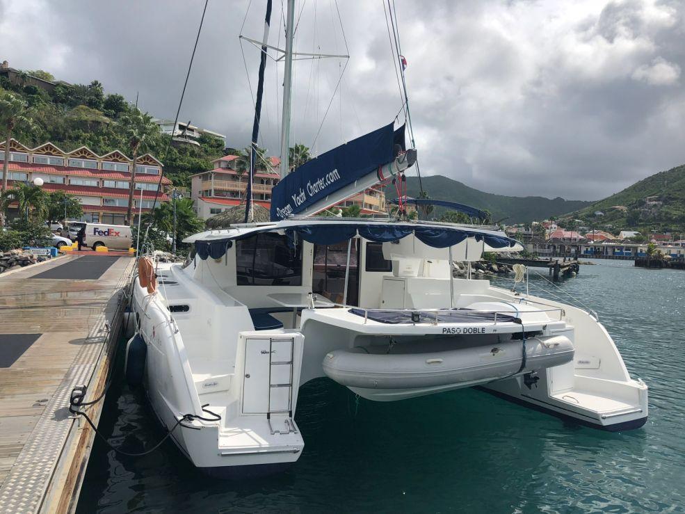 Catamaran Salina 48 Evolution With Watermaker