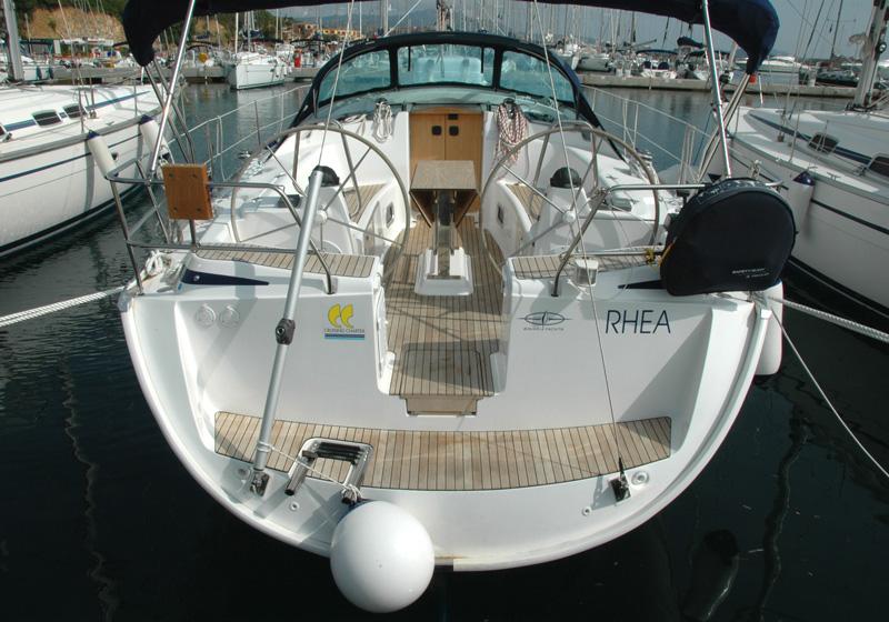 Monohull Bavaria 43 Cruiser