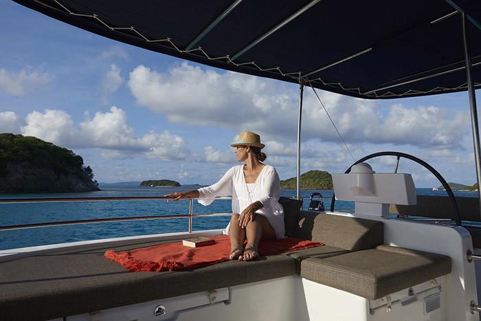 Crociera Dream Grenadines Premium 11 J / 1