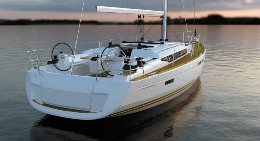 Monohull Sun Odyssey 469