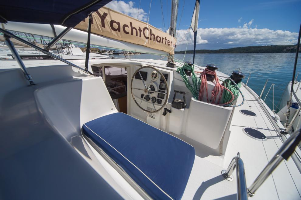 Catamaran Lipari 41 Evolution
