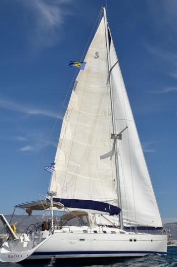 Monohull Oceanis 523
