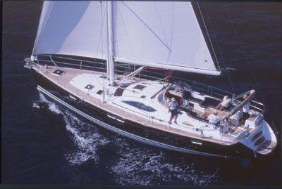 Sun Odyssey 54 DS