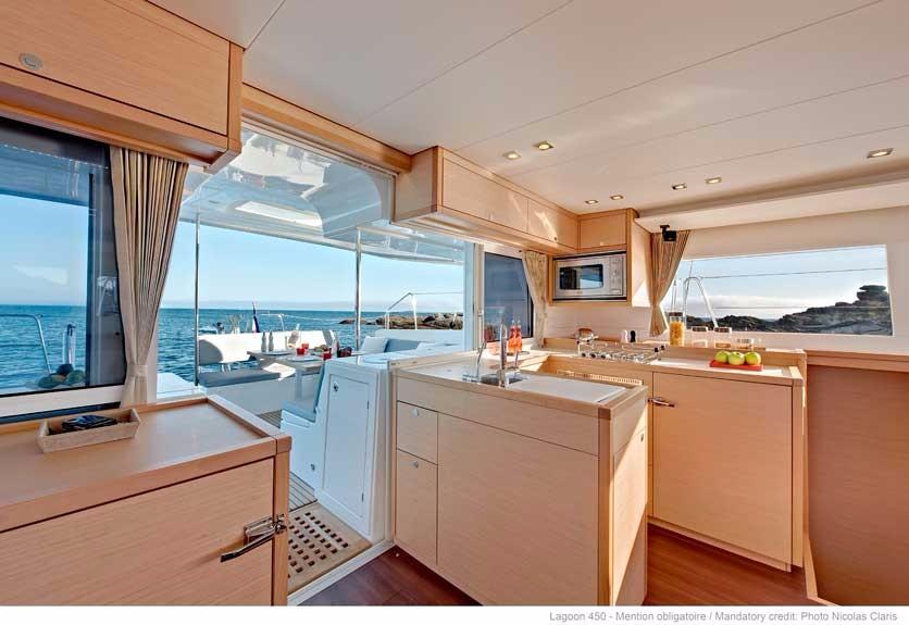 Catamaran Lagoon 450 F