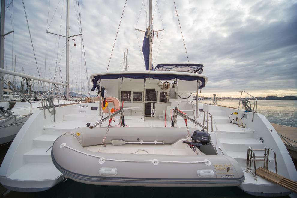 Catamaran Lagoon 450 Sportop With Watermaker & A/C - PLUS