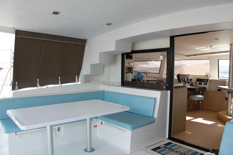 Catamaran Bali 4.5 With Watermaker