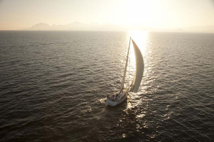 Monohull Sun Odyssey 409