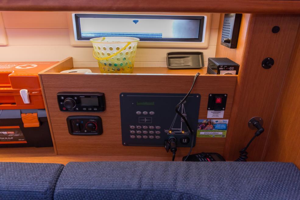 Monohull Bavaria Cruiser 46