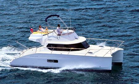 Motor Boat Highland 35 Pilot