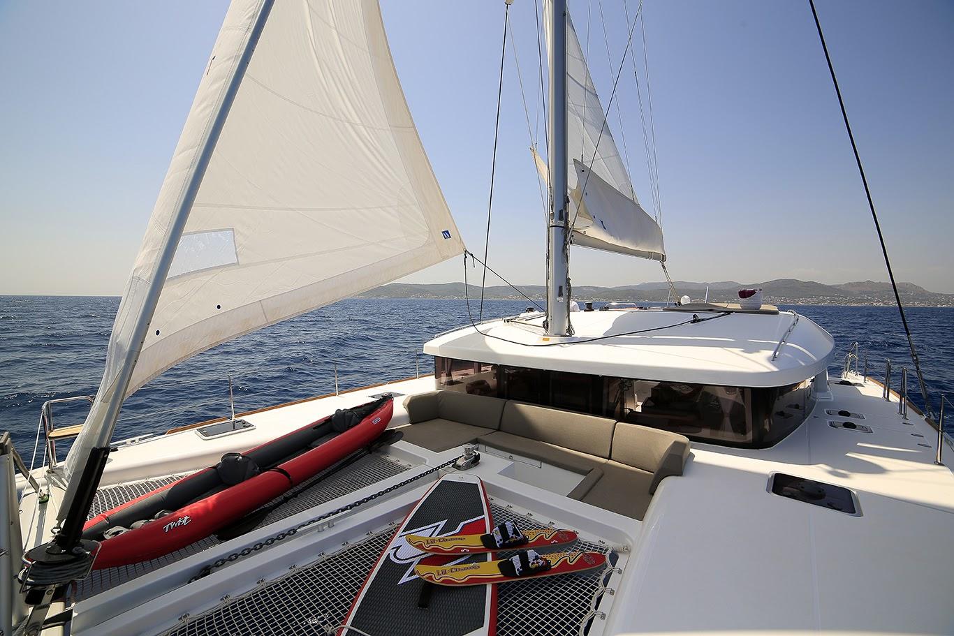 Catamaran Lagoon 450 S
