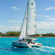 Catamaran Lagoon 42 With Watermaker