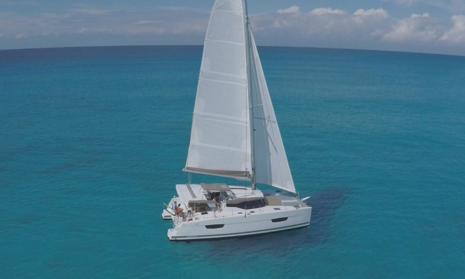 Catamaran Lucia 40 With Watermaker