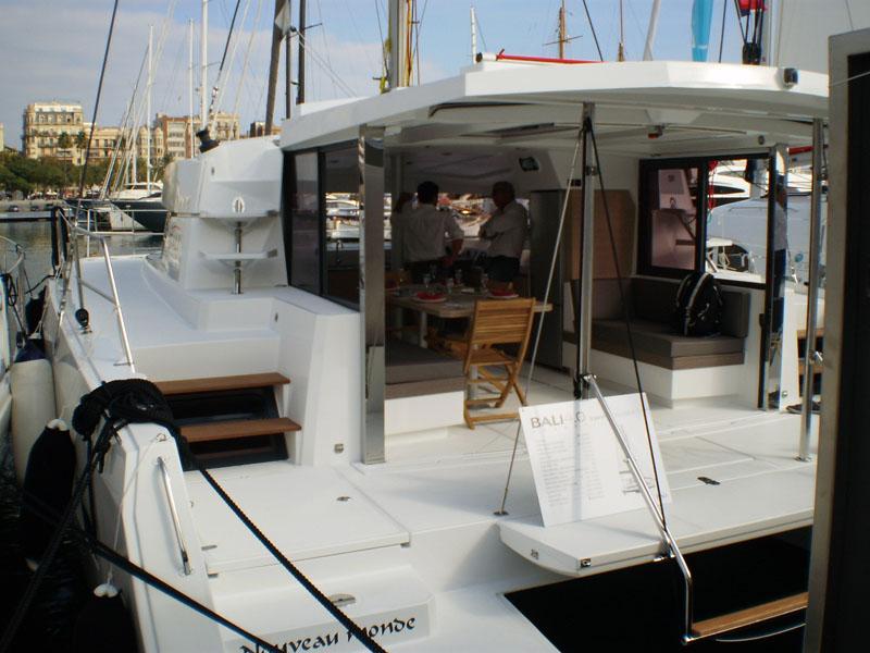 Catamaran Bali 4.0 With Watermaker