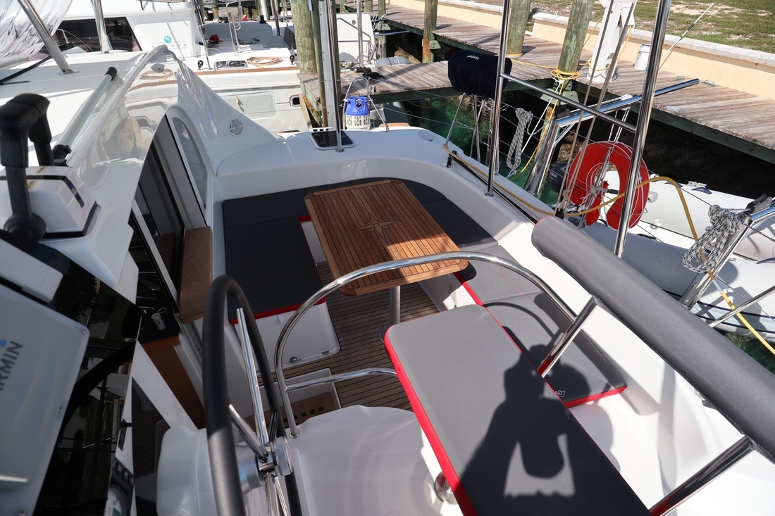 Catamaran Lagoon 380 Infinity