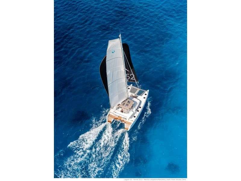 Catamaran Lagoon 52 F