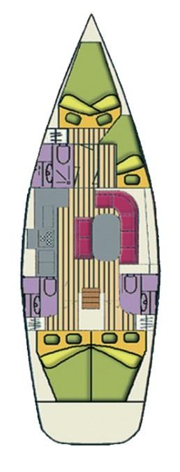 Monohull Oceanis 423