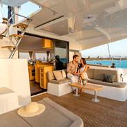 Catamaran Lagoon 42 O.V. With Watermaker & A/C - PLUS