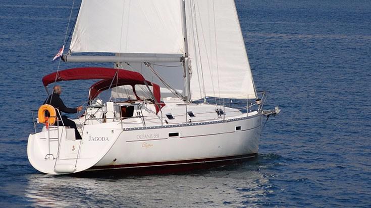 Monohull Oceanis 331