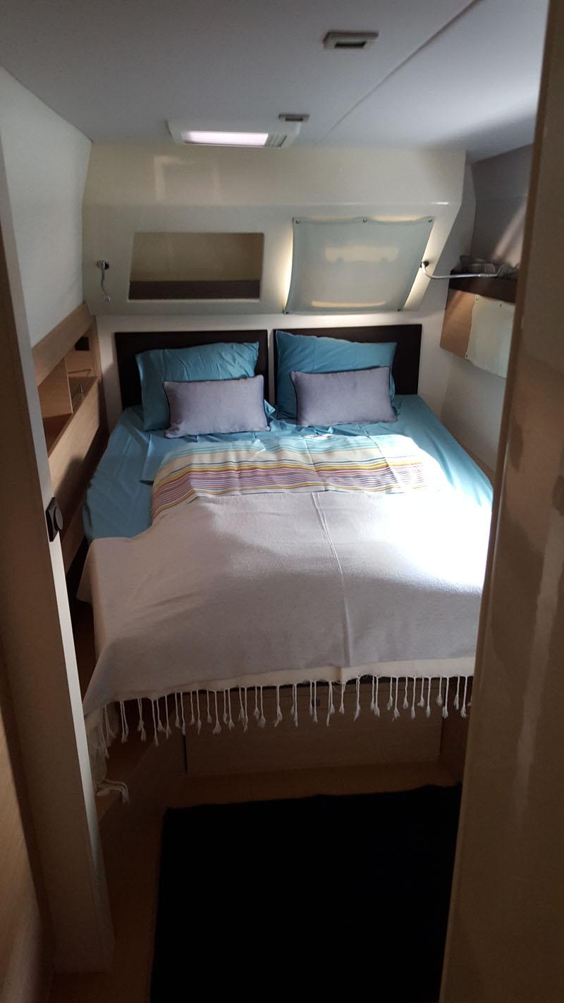 Catamaran Bali 4.5 With Watermaker & A/C - PLUS