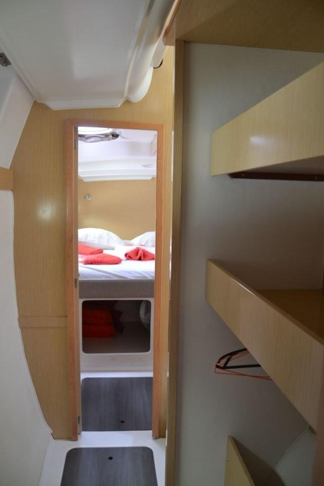 Catamaran Mahe 36