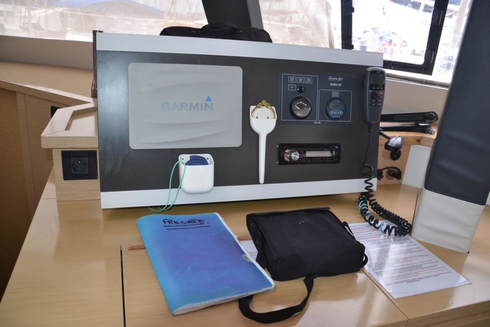 Catamaran Saba 50 With Watermaker & A/C - PLUS