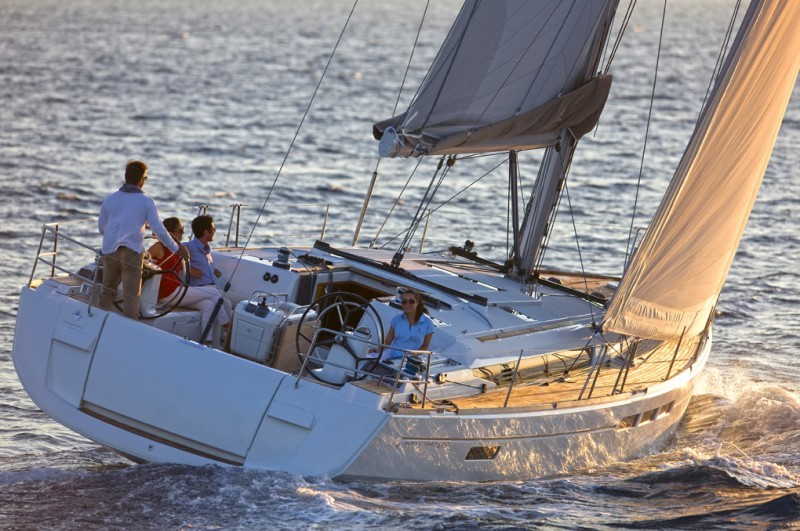 Monohull Sun Odyssey 519 With Watermaker & A/C - PLUS