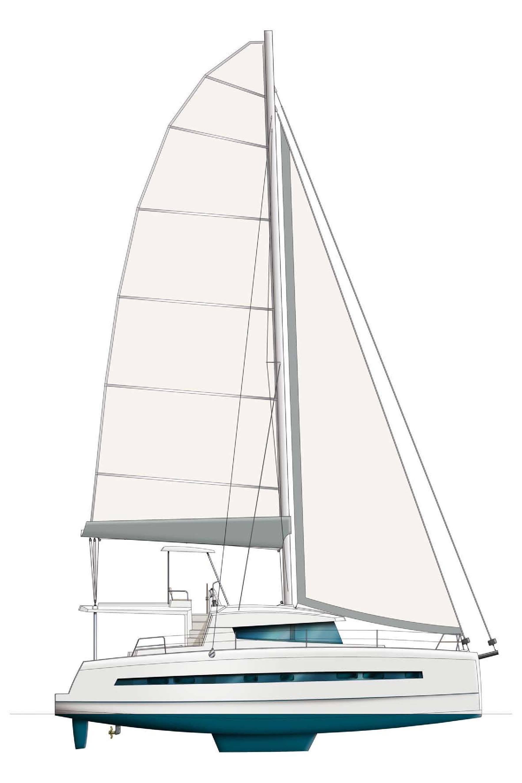Catamaran Bali 4.3 With Watermaker