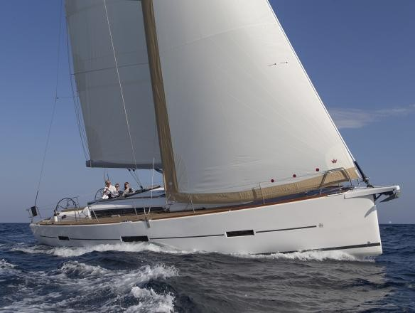 Monohull Dufour 460 Grand Large