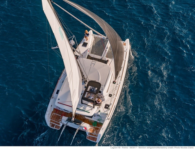 Catamaran Lagoon 40 With Watermaker