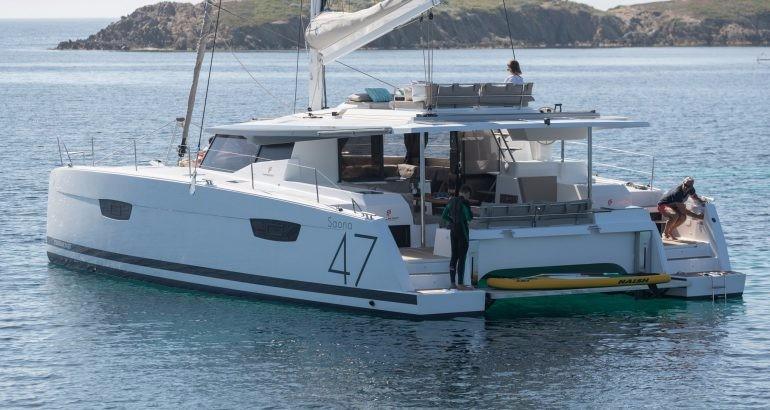 Catamaran SAONA 47