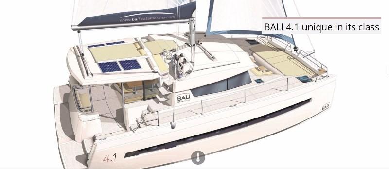 Catamaran Bali 4.1