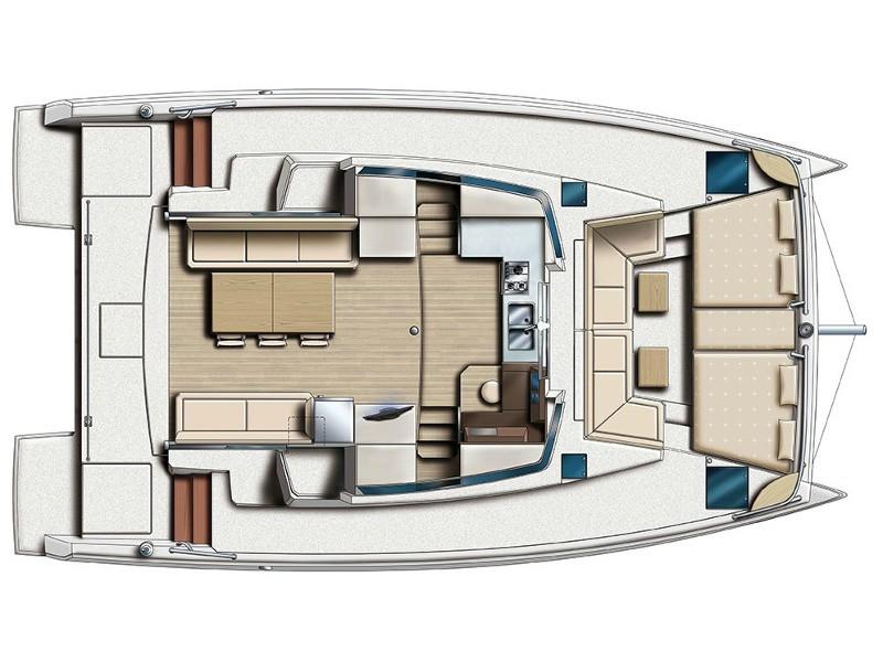 Catamaran Bali 4.0 - 2017