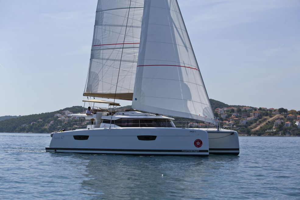 Catamaran Saona 47 With A/C