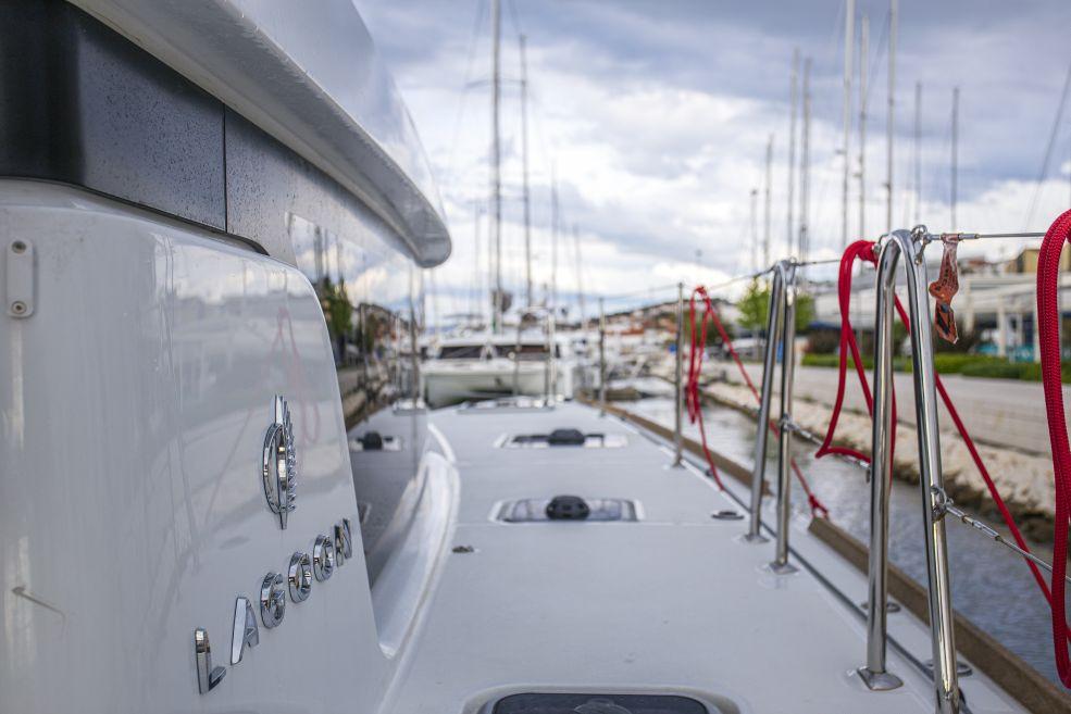 Catamaran Lagoon 40