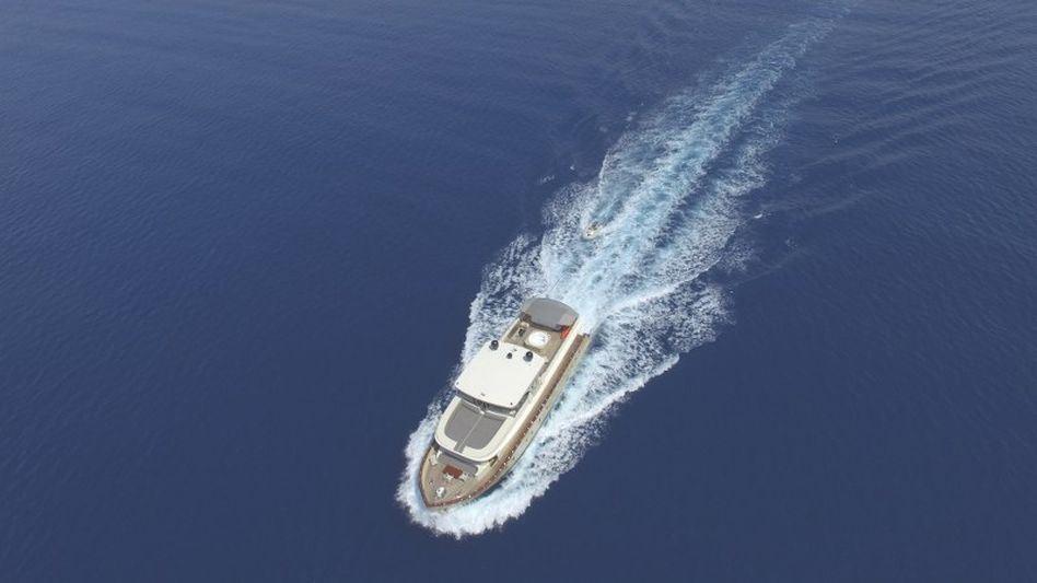 Trawler Motor Yacht