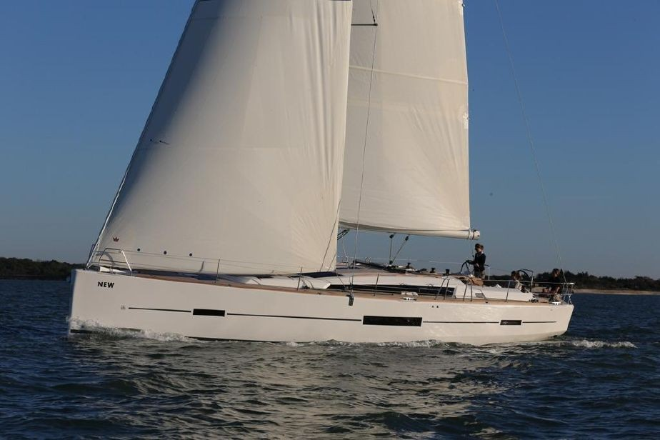 Monohull Dufour 520 Grand Large