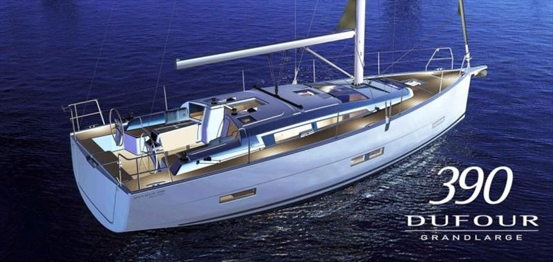 Monohull Dufour 390 Grand Large