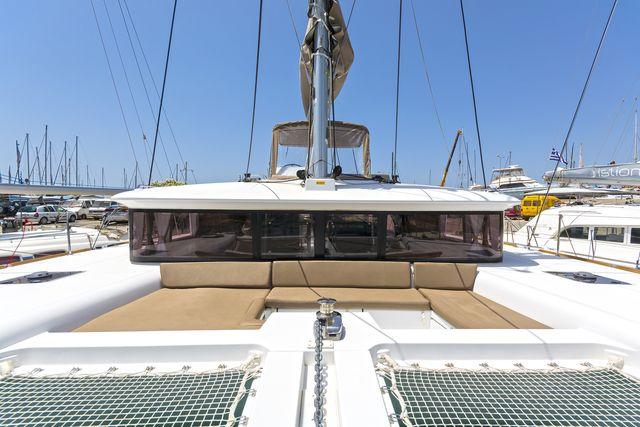 Catamaran Lagoon 450F AC & GEN