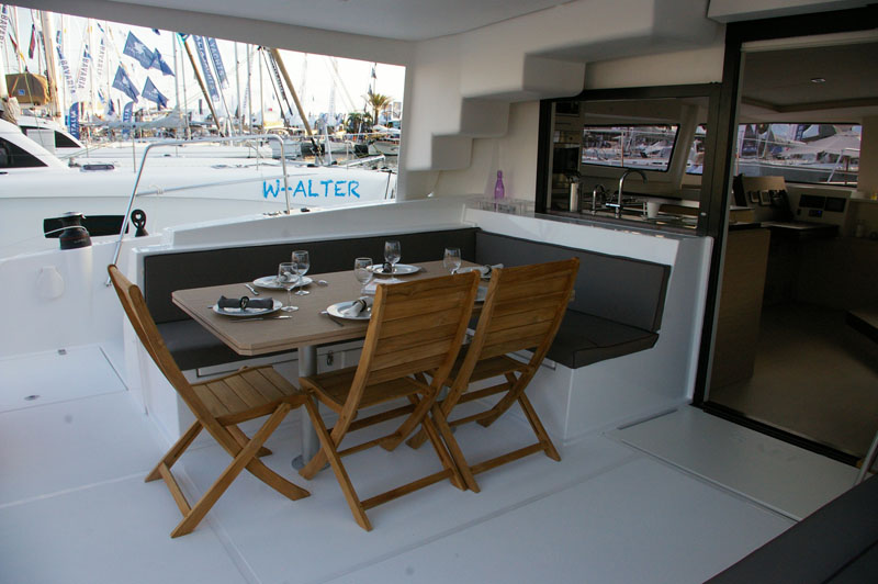 Catamaran Bali 4.5 With Watermaker & A/C - PLUS