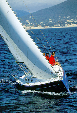 Monohull First 30