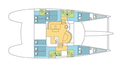 Crociera Baa & Raa 11 Days / 1 - Eleuthera 60 Crewed
