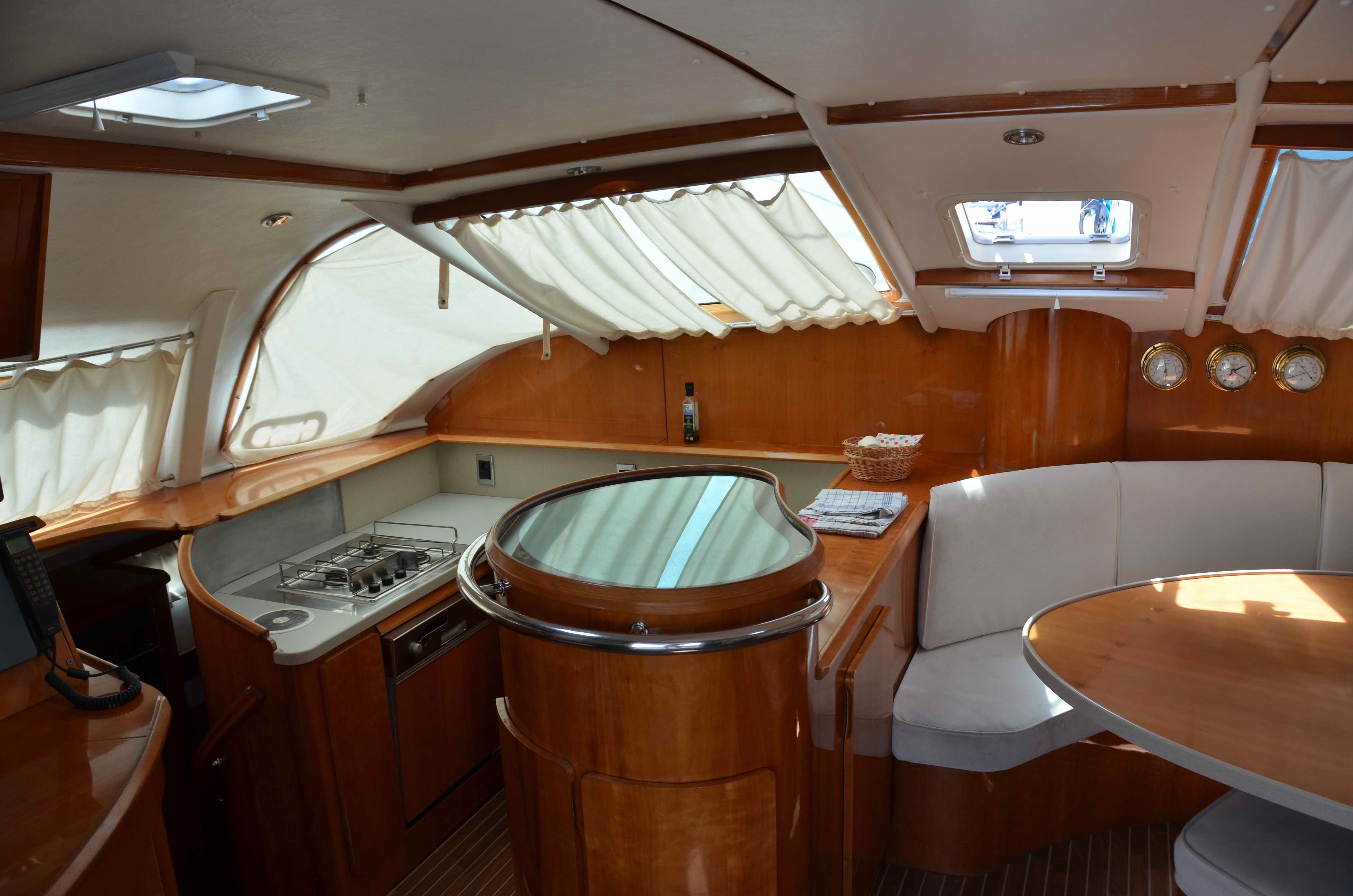 Catamaran Privilege 465