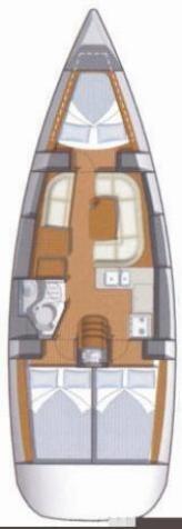 Monohull Sun Odyssey 36i