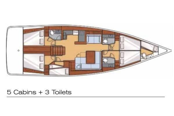 Oceanis 55