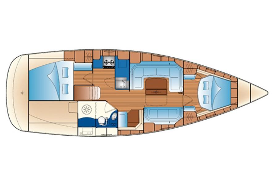 Monohull Bavaria 33 Cruiser