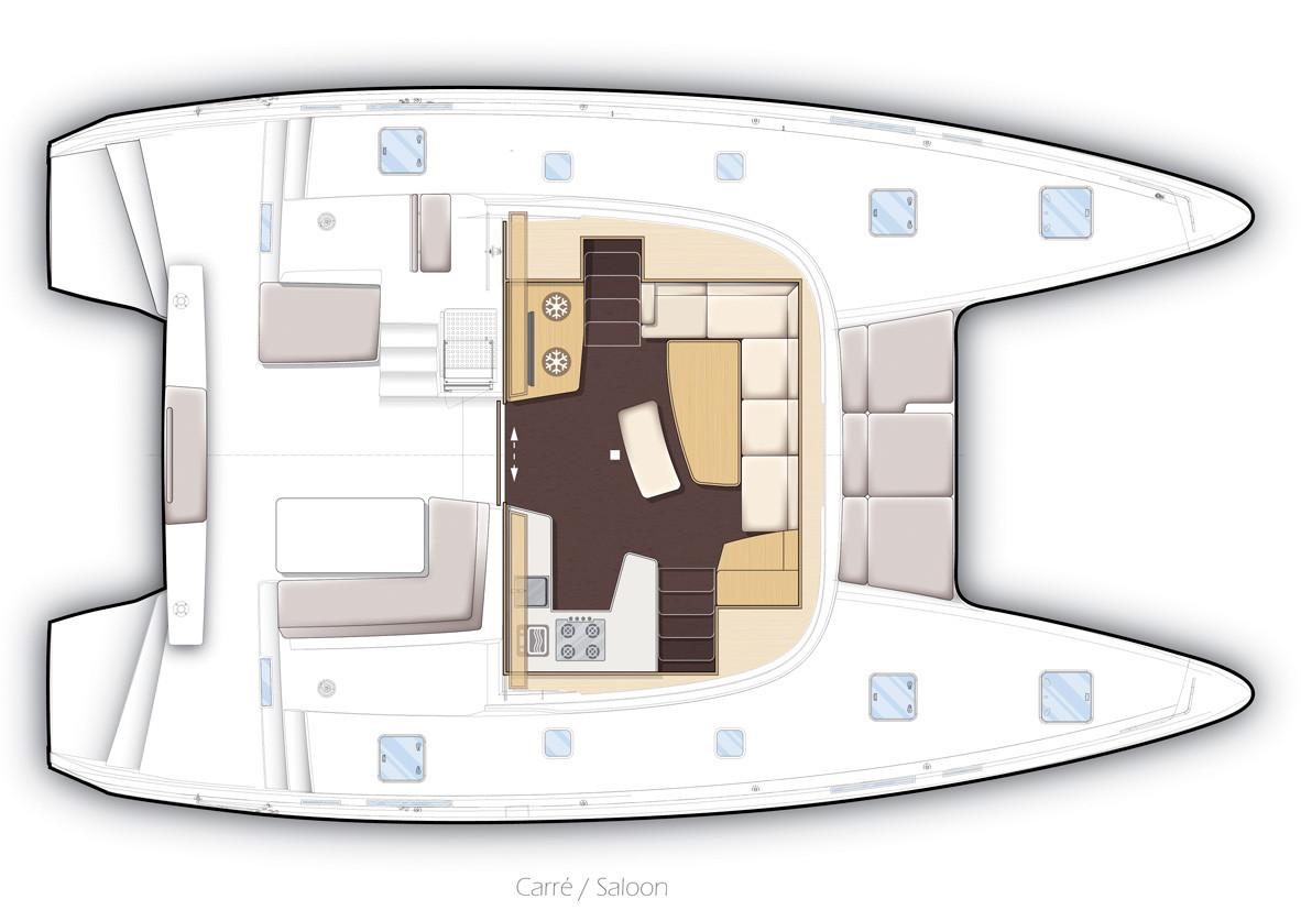 Crociera Bvi Explorer - Lagoon 42